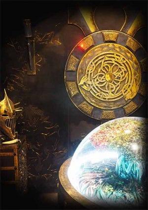 Dark Magic Escape Room