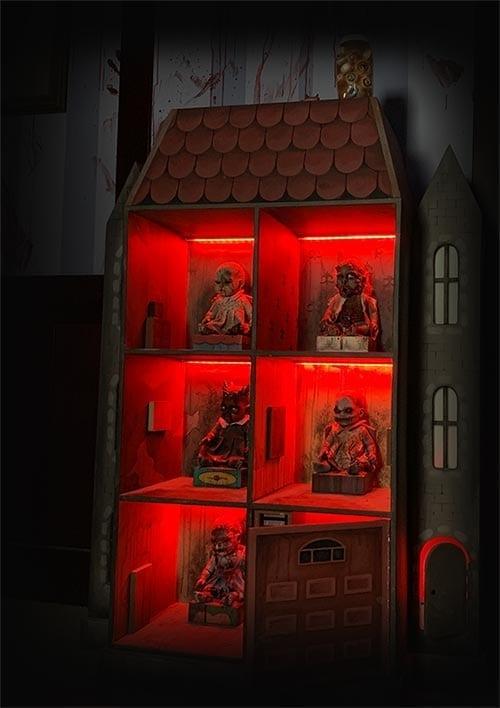 Horror Escape Room in Melbourne